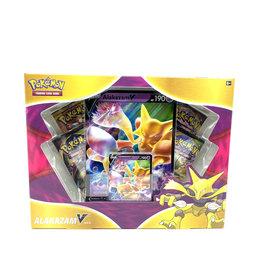 Pokémon ( Ensemble de Cartes ) Alakazam V Box