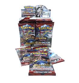Pokémon ( Cartes ) Soleil & Lune Crimson Invasion
