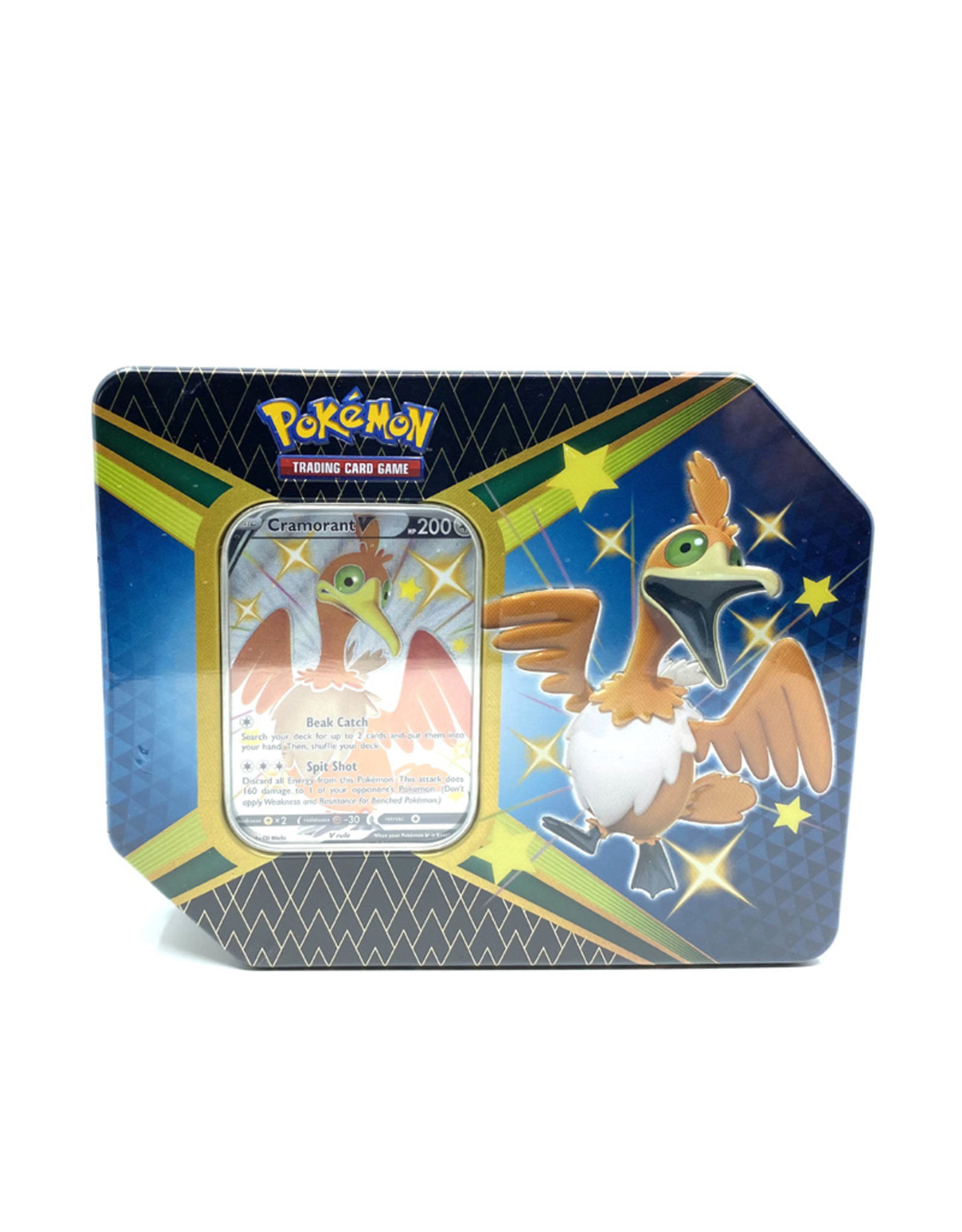 Pokemon ( Set of Cards ) Tin Shining Fates