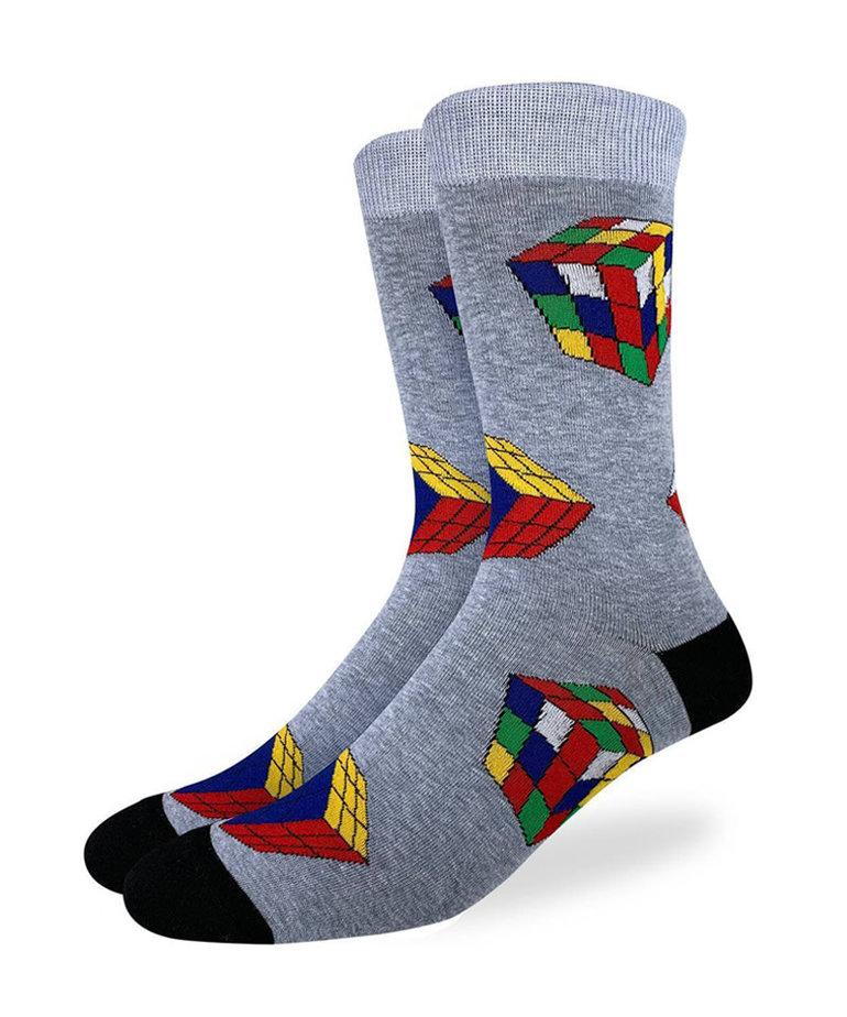 Rubik's Cubes ( Good Luck Sock Socks )