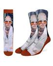 Elton John ( Good Luck Sock Socks ) White Clothes