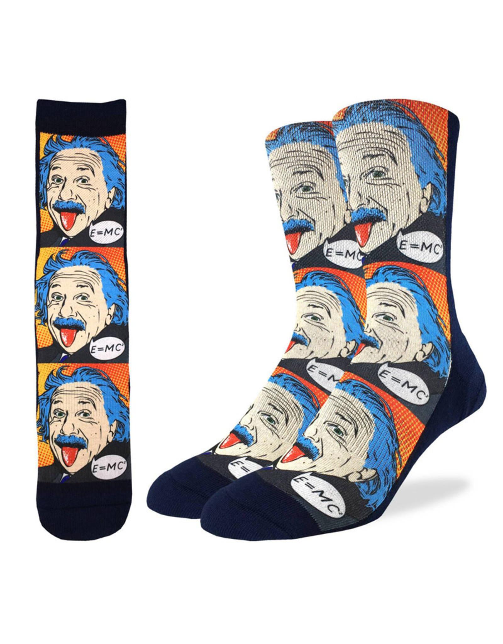 Einstein ( Good Luck Sock Socks )
