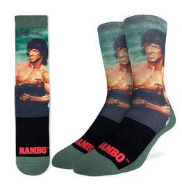 Rambo ( Good Luck Sock Socks )