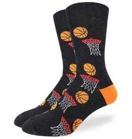 Basketball ( Bas Good Luck Sock )