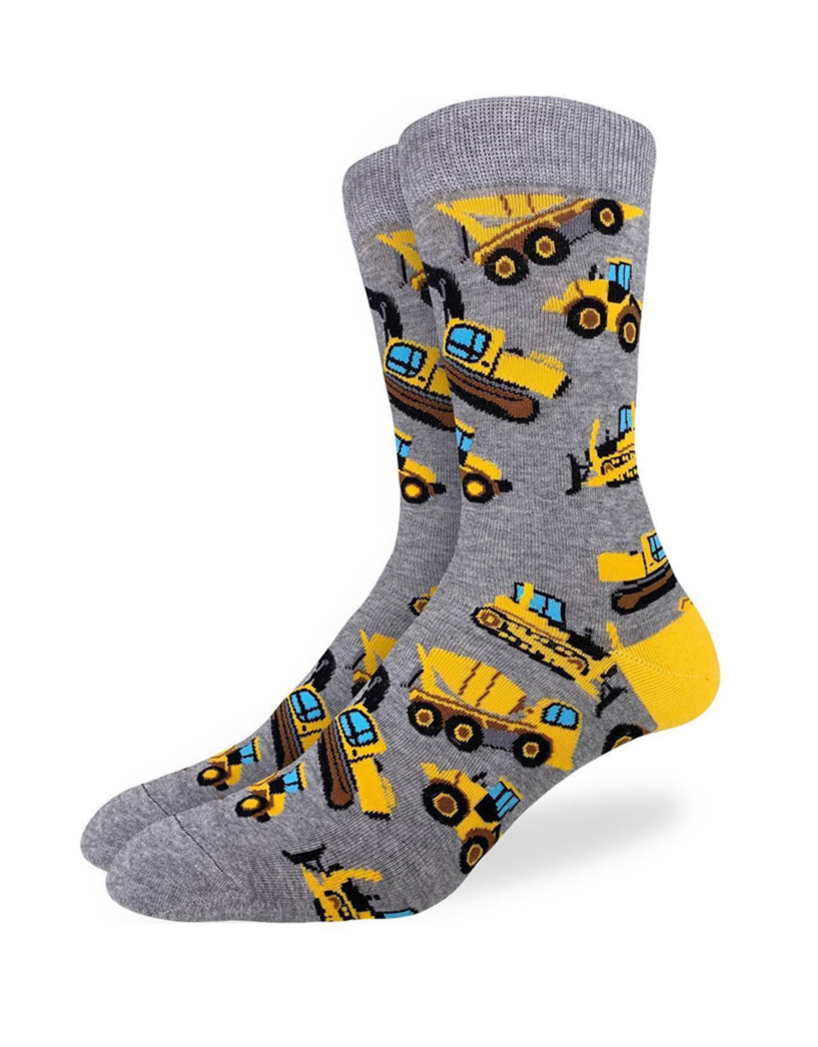 Construction ( Good Luck Sock Socks )