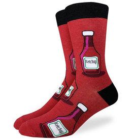 Ketchup ( Good Luck Sock Socks )
