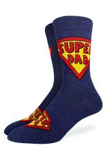 Super Dad ( Good Luck Sock Socks )