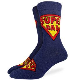 Super Papa ( Bas Good Luck Sock )