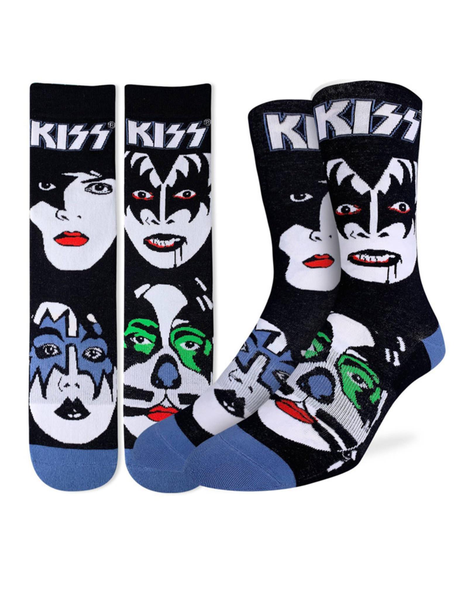 Kiss ( Good Luck Sock Socks )