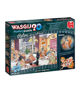 Wasgij? 4 ( Mystery Puzzle ) Live Entertainment