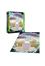 Rick & Morty ( Puzzle ) Rick