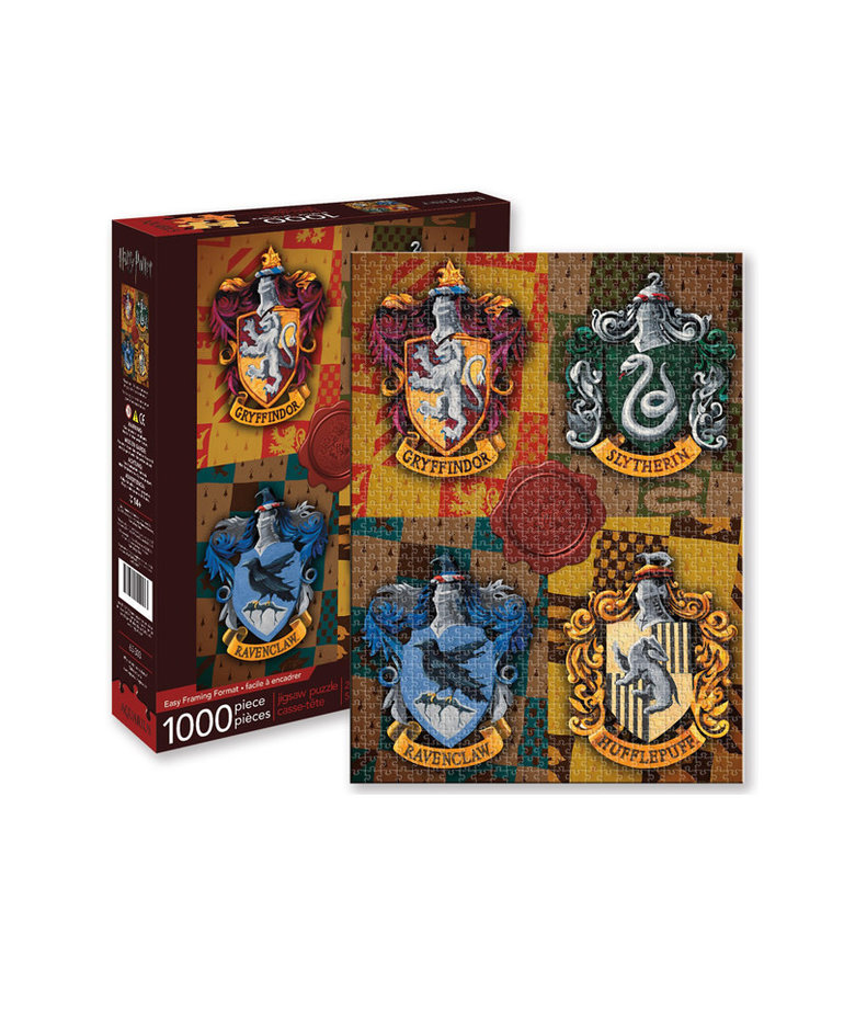 Harry Potter Harry Potter ( Puzzle ) Houses