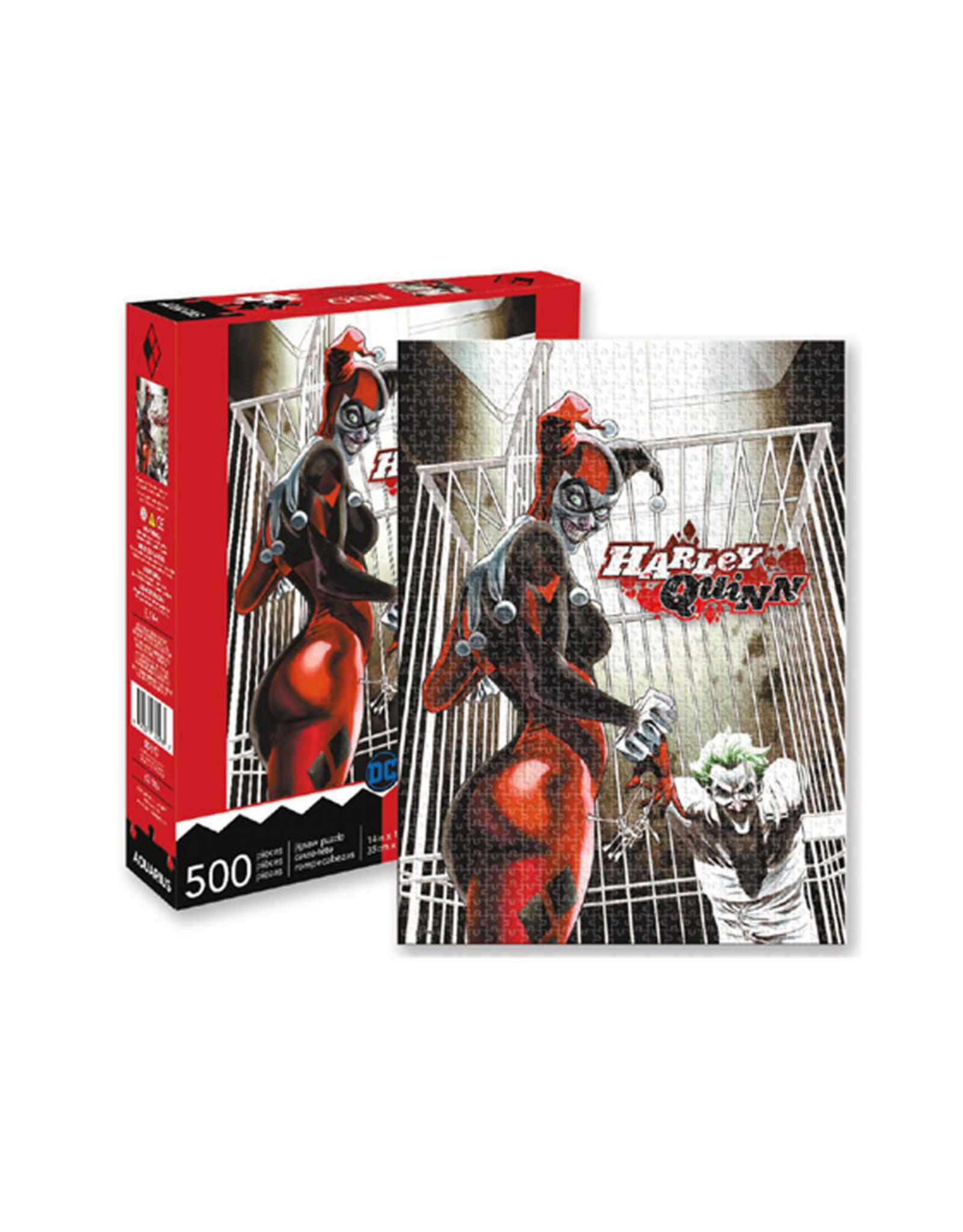 Dc Comics ( Puzzle ) Harley Quinn
