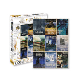 Harry Potter ( Puzzle ) Wonderful and Magical Places