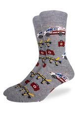 Ambulance  ( Good Luck Sock Socks )