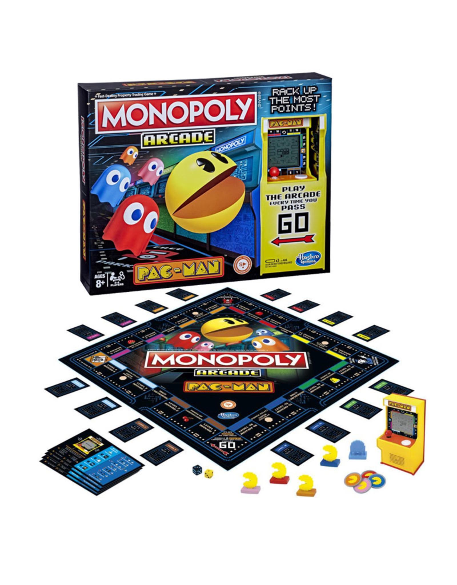 Pac-Man Pac-Man ( Monopoly ) Arcade