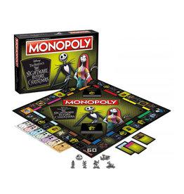 The Nightmare Before Christmas L'étrange Noël de monsieur Jack ( Monopoly )