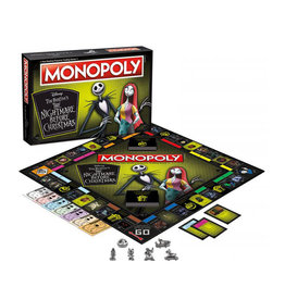 The Nightmare Before Christmas The Nightmare Before Christmas ( Monopoly )