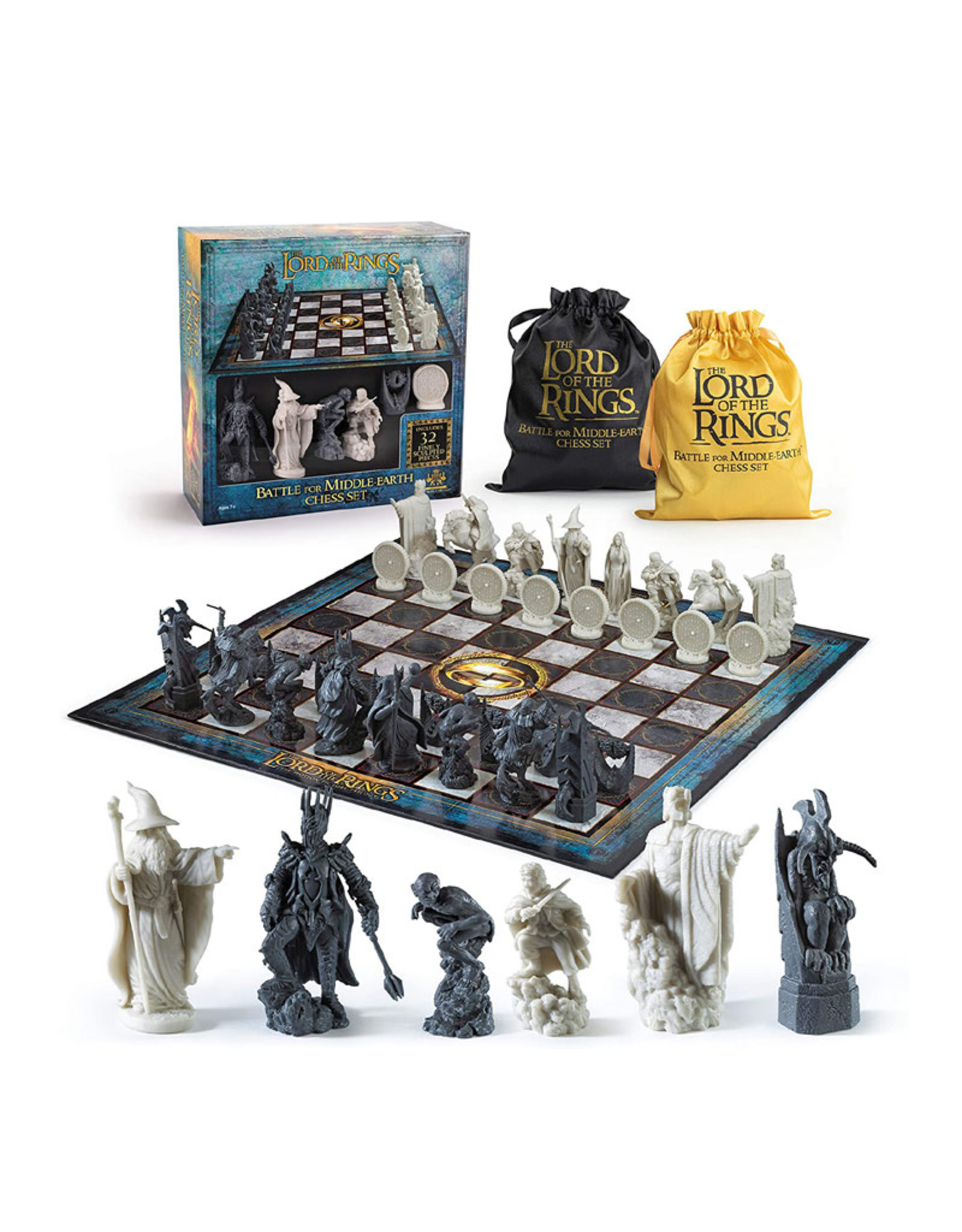 The Lord of the Rings ( Chess Set )