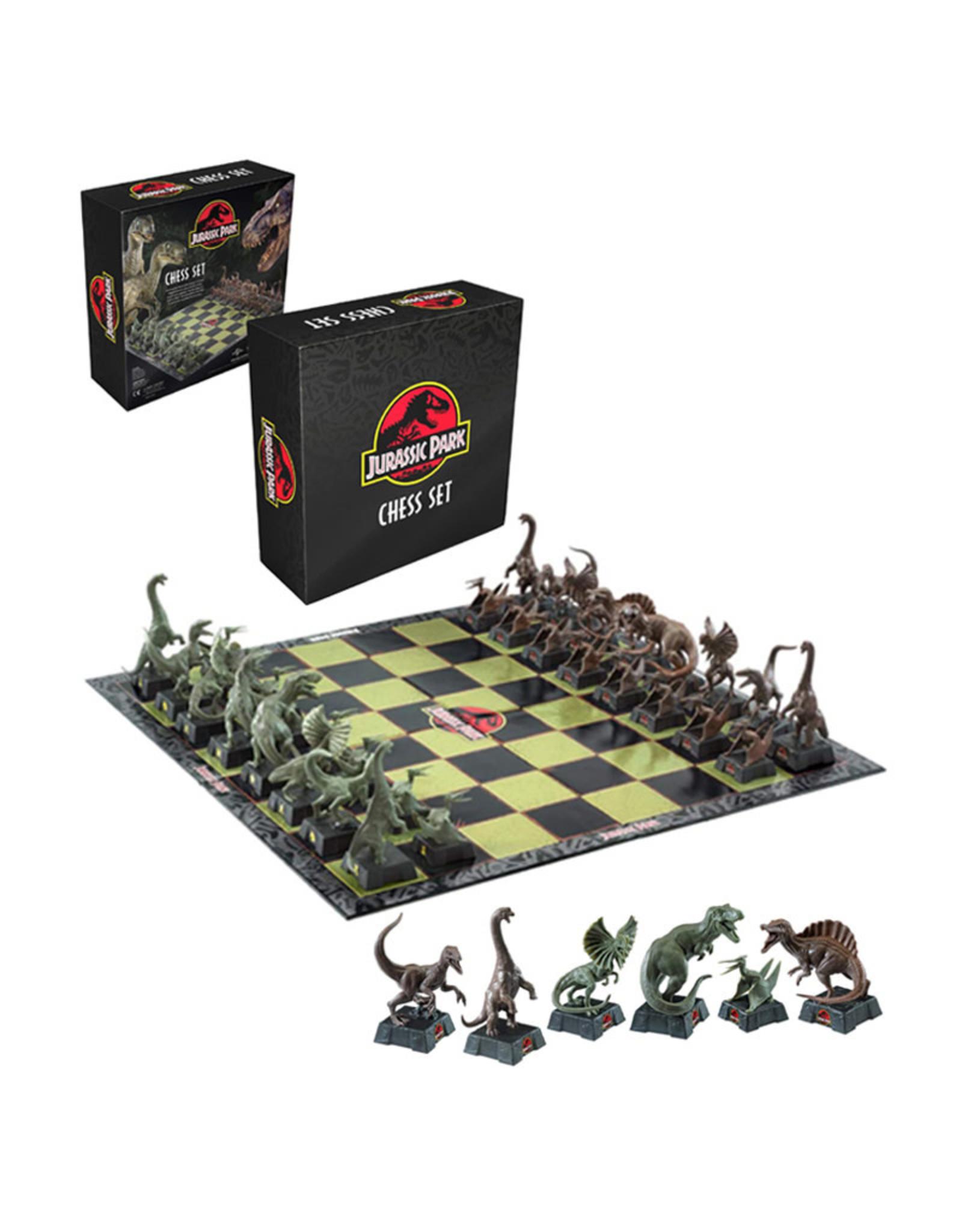 Jurassic Park ( Chess Set )