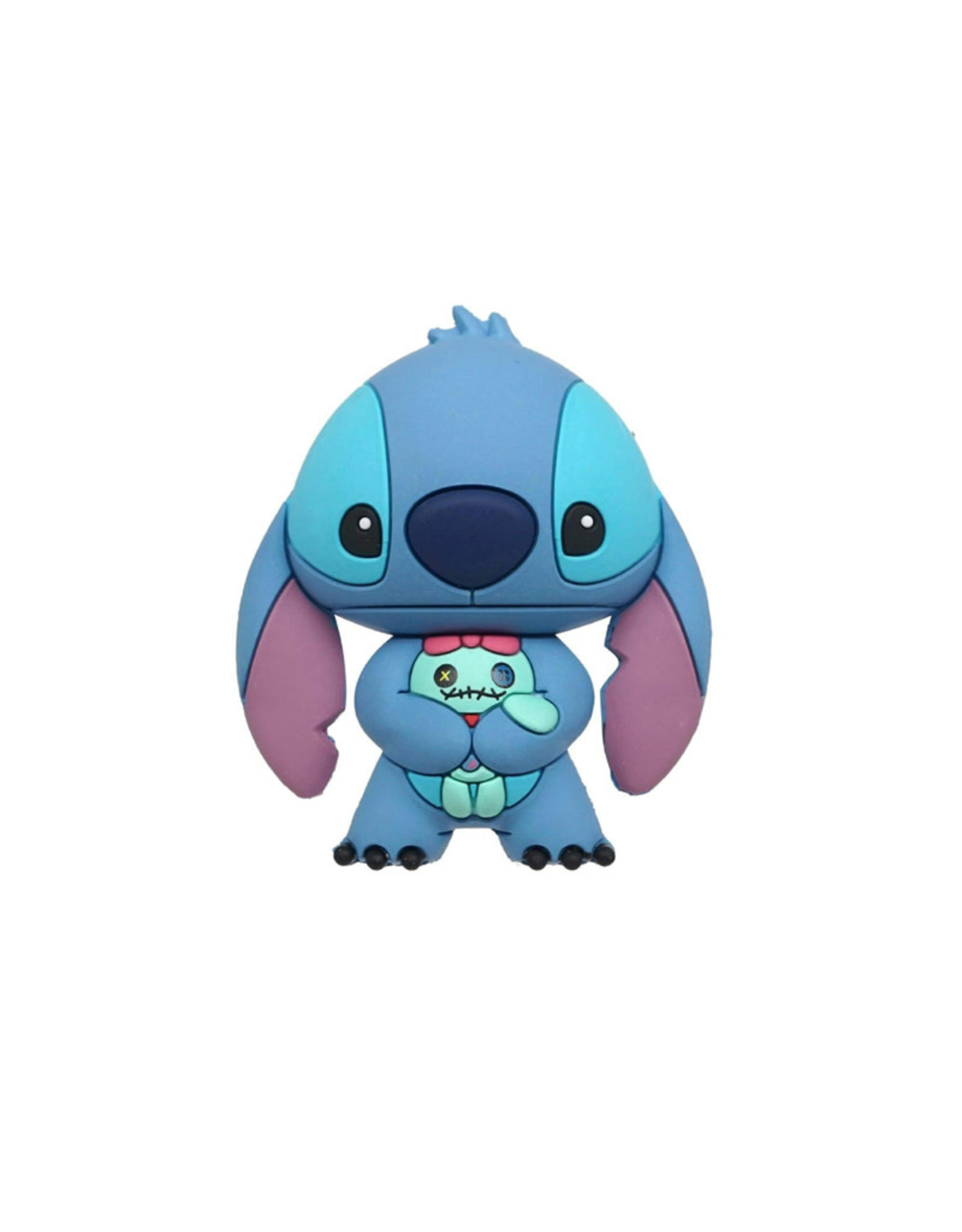 Disney Disney ( Magnet ) Stitch & Scrump