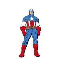 Marvel ( Magnet ) Captain America
