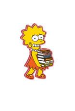 Simpsons ( Magnet ) Lisa Books