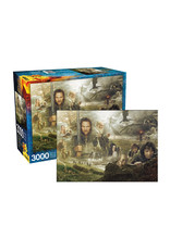 The Lord of the Rings ( Puzzle ) Characters