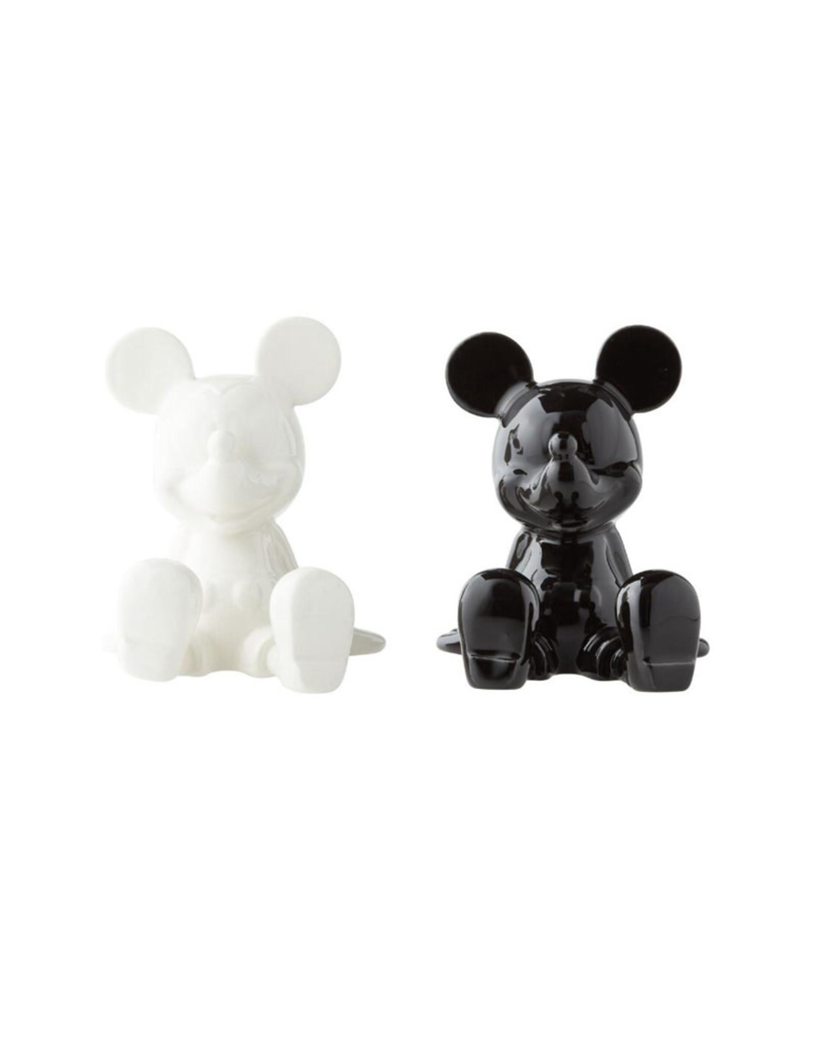 Disney ( Salt & Pepper ) Mickey & Minnie Black & White