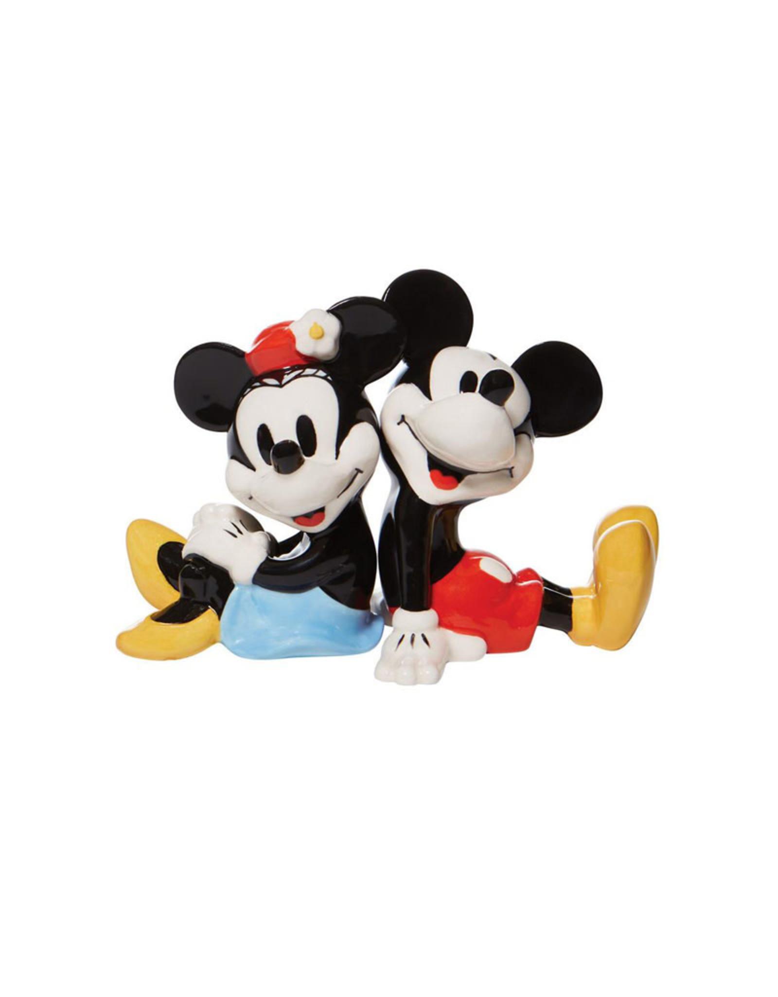 Disney ( Salt & Pepper ) Mickey & Minnie