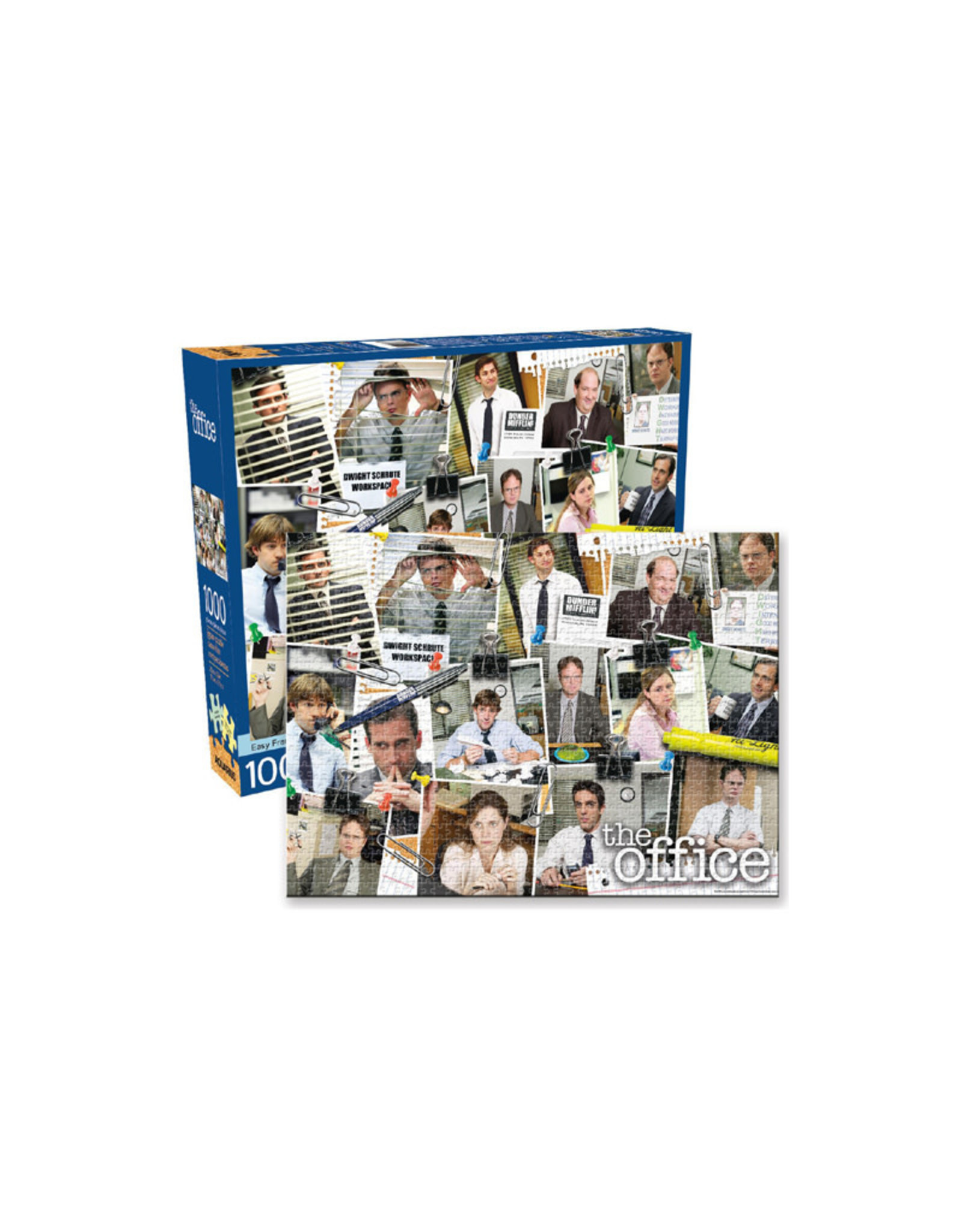 The Office ( Puzzle ) Pictures