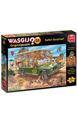 Wasgij? 31 ( Original Puzzle ) Safari Surprise !