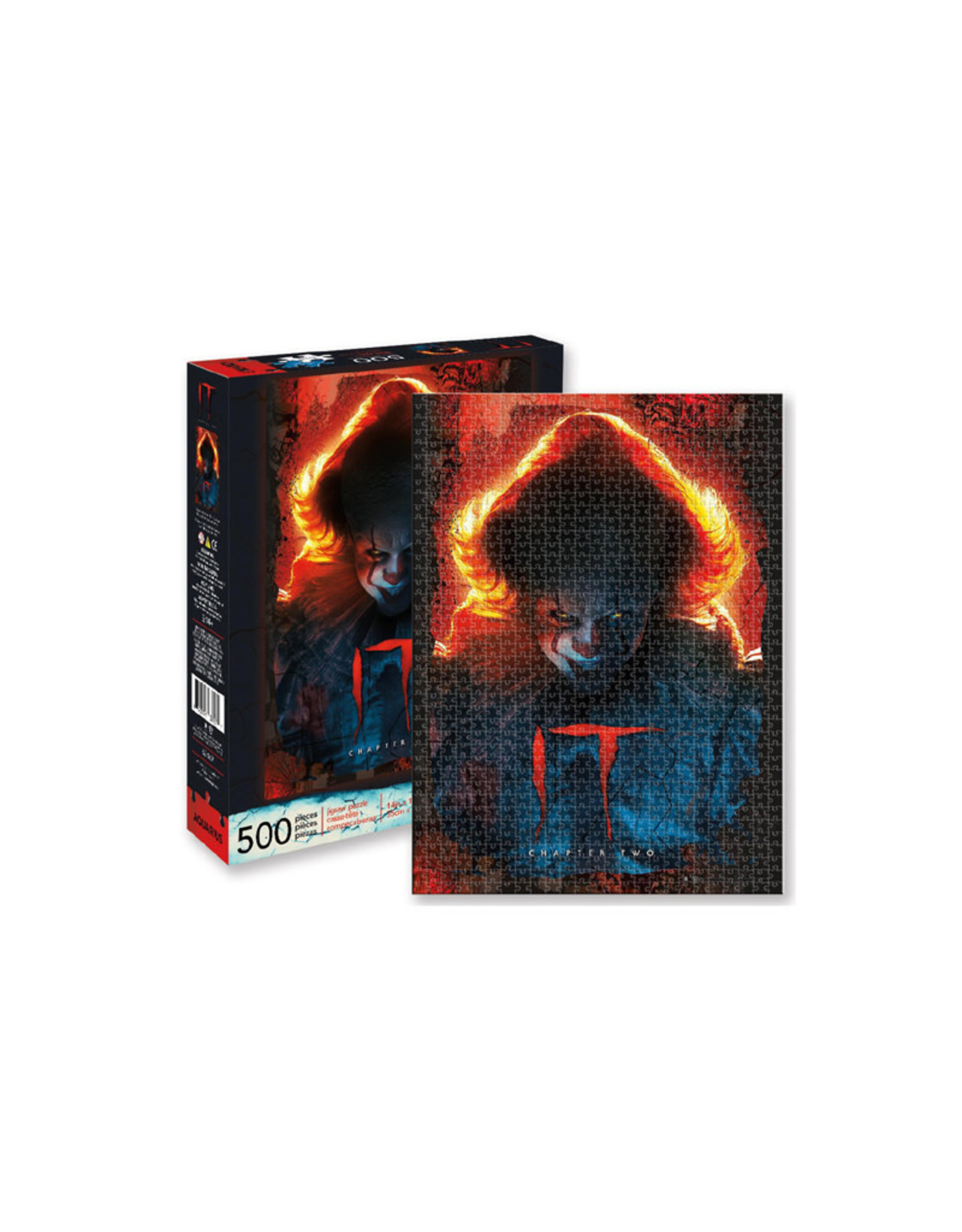 It  ( Puzzle ) Chapter Two
