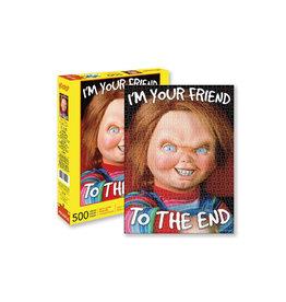 Chucky ( Casse-Tête ) Je Suis Ton Ami Jusqu'à La Fin