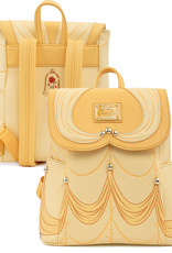 Disney ( Loungefly Mini Backpack ) Beauty and The Beast Belle Dress