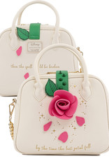 Disney ( Loungefly Handbag ) Beauty and The Beast Rose