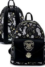 Harry Potter ( Loungefly Mini Backpack ) Hogwarts