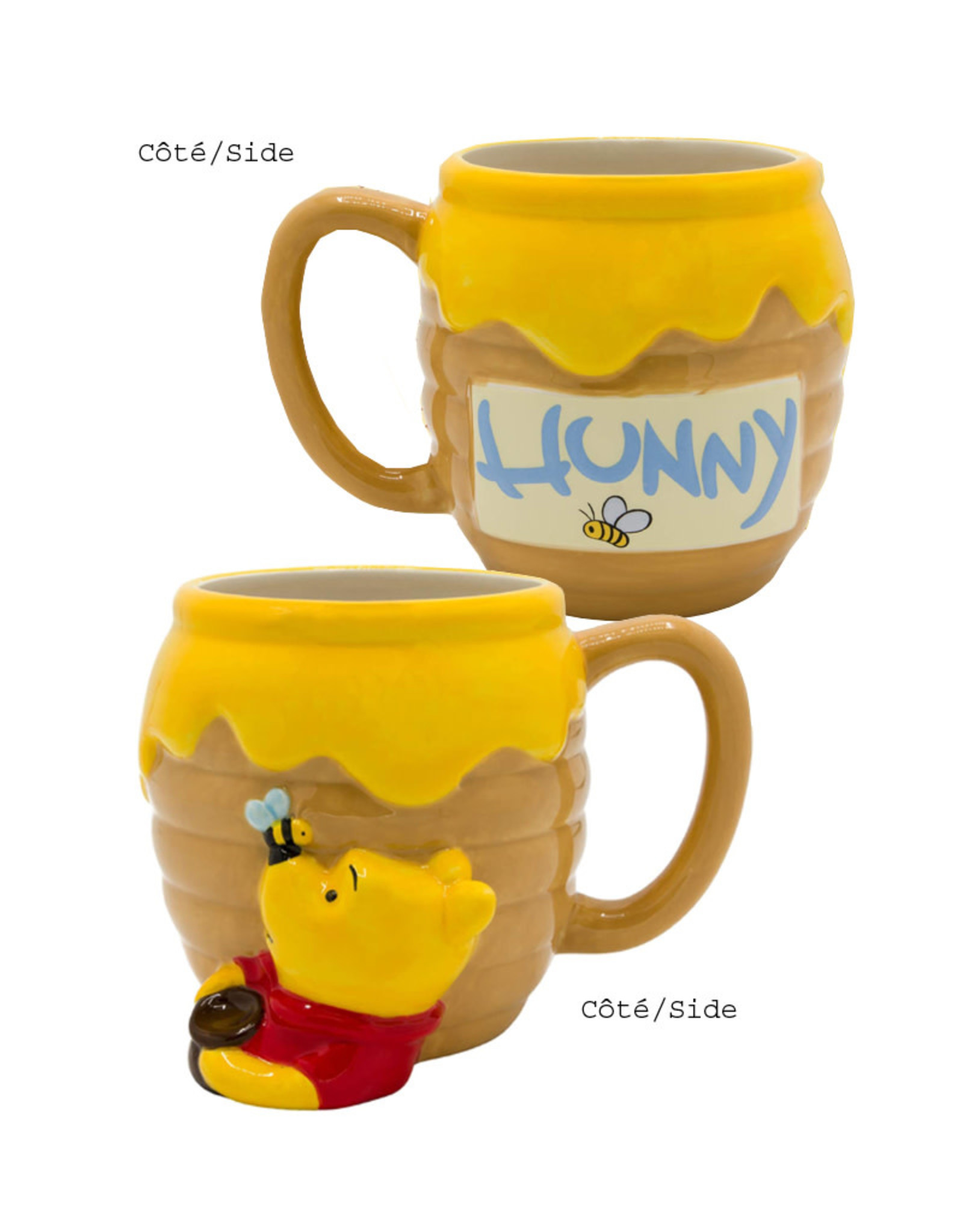 Disney ( Mug ) Winnie The Pooh Hunny