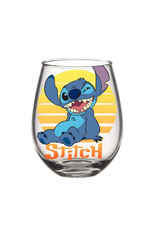 Disney ( Glass ) Stitch Sun