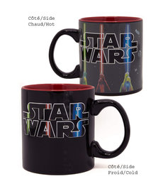 Star Wars ( Mug ) Lightsabers