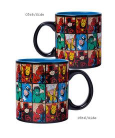 Marvel ( Mug ) Characters