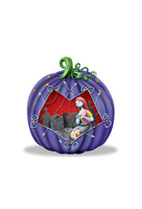The Nightmare Before Christmas ( Illuminated Figurine ) Sally Pumpkin