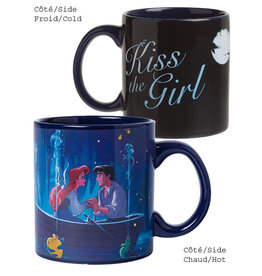 Disney ( Mug ) Ariel Kiss the Girl