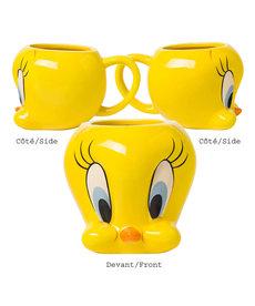 Looney Tunes ( Mug ) Tweety Face