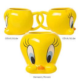 Looney Tunes ( Tasse ) Tweety Face