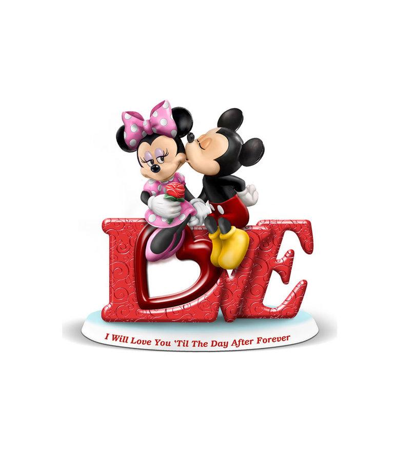 Disney Disney ( Mickey & Minnie Diorama ) Love Heart