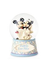 Disney ( Globe ) Mickey & Minnie Wedding
