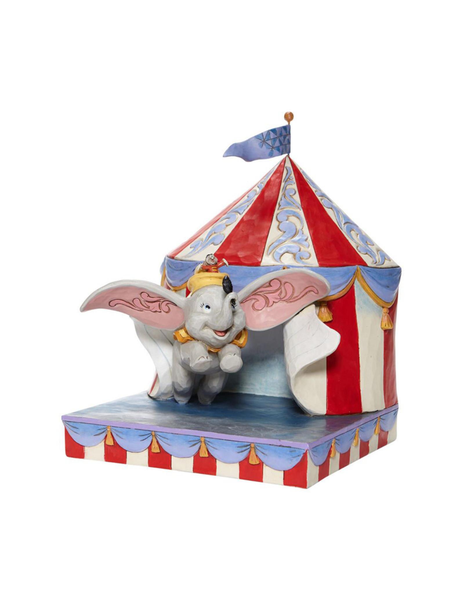 Disney Disney ( Disney Traditions Figurine ) Dumbo Circus