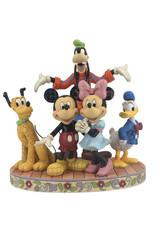 Disney Disney ( Disney Traditions Figurine ) Mickey & Friends