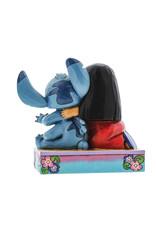Disney Disney ( Disney Traditions Figurine ) Lilo & Stitch Hug